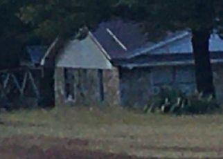 Pre Foreclosure in Tishomingo 73460 S BULLET PRAIRIE RD - Property ID: 1544104196