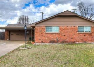 Pre Foreclosure in El Reno 73036 AMITY LN - Property ID: 1544190487