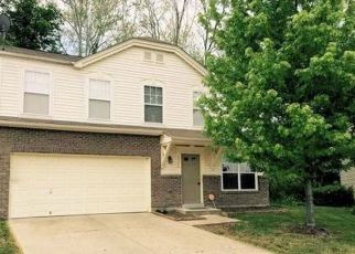Pre Foreclosure in Cincinnati 45231 WOODBLUFF CT - Property ID: 1544279393