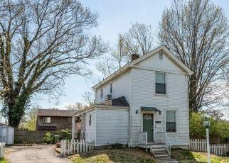 Pre Foreclosure in Cincinnati 45239 BANNING RD - Property ID: 1544288594
