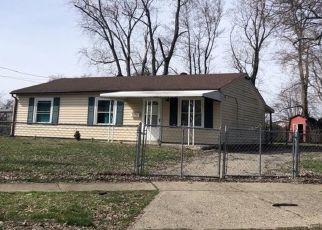 Pre Foreclosure in Cincinnati 45251 CAPSTAN DR - Property ID: 1544478676
