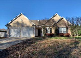 Pre Foreclosure in Mooresville 28115 WINTHROW CREEK RD - Property ID: 1544680131