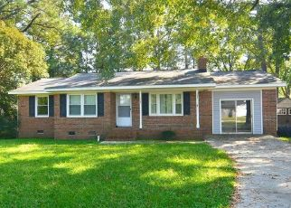 Pre Foreclosure in Jacksonville 28546 BERKS CT - Property ID: 1544695467