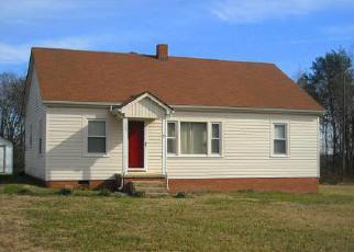 Pre Foreclosure in Taylorsville 28681 WILL WILSON LN - Property ID: 1544700284