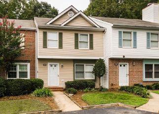Pre Foreclosure in Greensboro 27410 COTSWOLD TER - Property ID: 1544712101