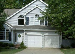 Pre Foreclosure in Greensboro 27455 THAMES CT - Property ID: 1544720430