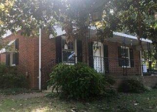 Pre Foreclosure in Greensboro 27407 IMMANUEL RD - Property ID: 1544738838