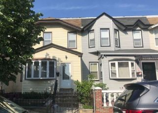 Pre Foreclosure in South Richmond Hill 11419 109TH ST - Property ID: 1544840886