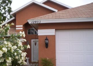 Pre Foreclosure in New Port Richey 34654 WASATCH CT - Property ID: 1544907446
