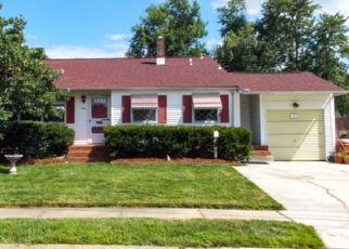 Pre Foreclosure in Newark 19713 RADNOR RD - Property ID: 1545129504