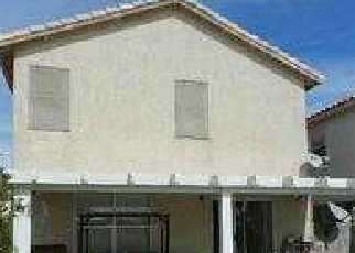 Pre Foreclosure in Las Vegas 89110 BOTANICAL AVE - Property ID: 1545202197