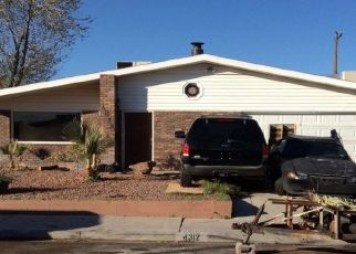 Pre Foreclosure in Las Vegas 89108 SAWYER AVE - Property ID: 1545256515