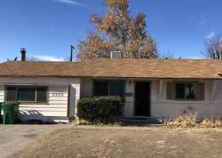 Pre Foreclosure in Sparks 89431 STINE WAY - Property ID: 1545268334