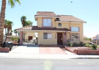 Pre Foreclosure in Laughlin 89029 LEANDRO CT - Property ID: 1545287162