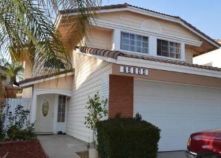 Pre Foreclosure in Moreno Valley 92557 BADGER SPRINGS TRL - Property ID: 1545470687