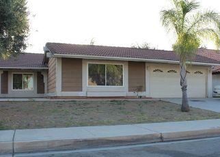 Pre Foreclosure in Moreno Valley 92553 PENSKE ST - Property ID: 1545517999