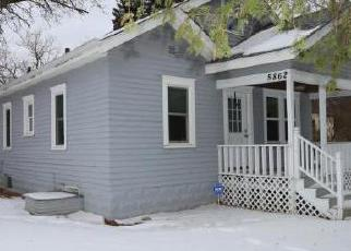 Pre Foreclosure in Minneapolis 55428 W BROADWAY AVE - Property ID: 1545802673