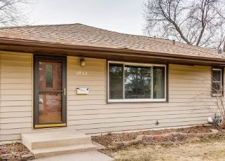 Pre Foreclosure in Minneapolis 55428 IDAHO AVE N - Property ID: 1545867940