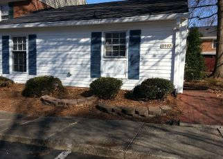Pre Foreclosure in Winston Salem 27106 VALLEY CT - Property ID: 1546164432