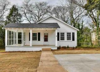 Pre Foreclosure in Greenville 29609 SUNSHINE AVE - Property ID: 1546172310