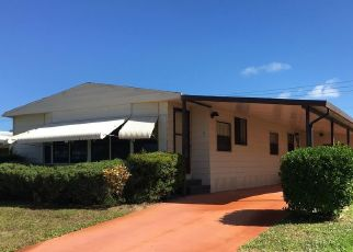 Pre Foreclosure in Hobe Sound 33455 SE CONTINENTAL DR - Property ID: 1546308528