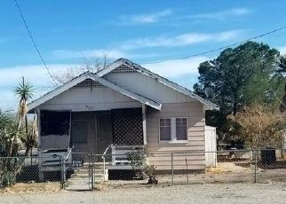 Pre Foreclosure in Maricopa 93252 OLIVE ST - Property ID: 1547063145