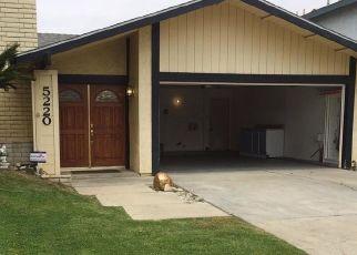 Pre Foreclosure in Bakersfield 93306 EASTRIDGE CT - Property ID: 1547092951