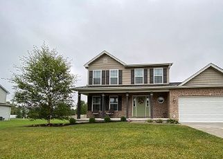 Pre Foreclosure in Batesville 47006 CHARLES PL - Property ID: 1547179660