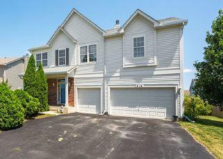 Pre Foreclosure in Plano 60545 KRISTEN ST - Property ID: 1547334705