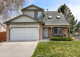 Pre Foreclosure in Littleton 80127 S SIMMS WAY - Property ID: 1547593546