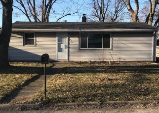 Pre Foreclosure in Crawfordsville 47933 BROADWAY ST - Property ID: 1547869916