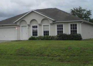 Pre Foreclosure in Vero Beach 32967 103RD CT - Property ID: 1547975907