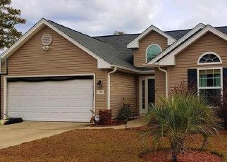 Pre Foreclosure in Myrtle Beach 29588 MARSH HAWK DR - Property ID: 1548327593