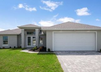 Pre Foreclosure in Cape Coral 33991 SW 22ND AVE - Property ID: 1548894767
