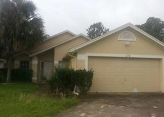 Pre Foreclosure in Orlando 32828 FERRY LANDING LN - Property ID: 1548993757