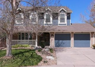 Pre Foreclosure in Castle Rock 80108 WEMBLEY PL - Property ID: 1549338429