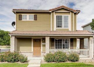 Pre Foreclosure in Denver 80249 E 46TH AVE - Property ID: 1549382674