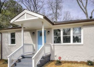 Pre Foreclosure in Decatur 30032 THOMAS TER - Property ID: 1549427335