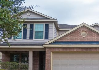 Pre Foreclosure in Cypress 77433 BUFFALO VIEW LN - Property ID: 1549464120