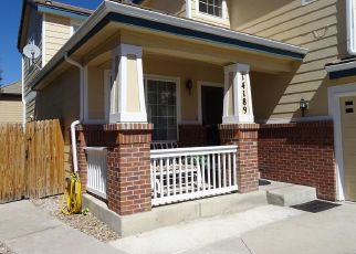 Pre Foreclosure in Commerce City 80022 E 101ST PL - Property ID: 1549616100