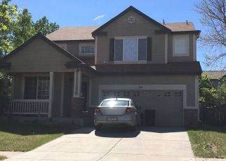 Pre Foreclosure in Brighton 80601 CISNE CIR - Property ID: 1549640190