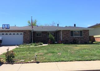 Pre Foreclosure in Brighton 80601 S 8TH AVE - Property ID: 1549692761