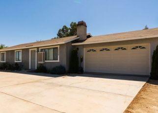 Pre Foreclosure in Littlerock 93543 E AVENUE S8 - Property ID: 1549809244