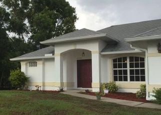 Pre Foreclosure in Cape Coral 33993 NW 36TH AVE - Property ID: 1550014216
