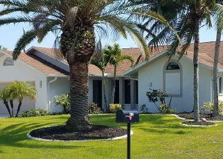 Pre Foreclosure in Cape Coral 33991 SW 21ST LN - Property ID: 1550016860