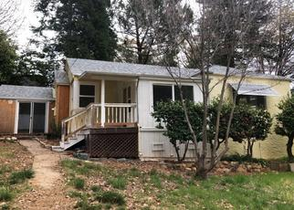 Pre Foreclosure in Grass Valley 95945 GLENBROOK DR - Property ID: 1550029109