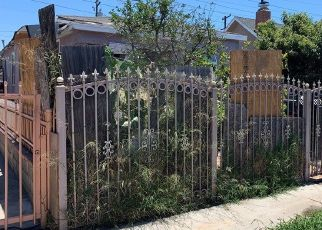 Pre Foreclosure in Los Angeles 90002 PARMELEE AVE - Property ID: 1550038755