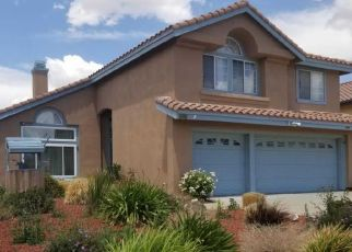 Pre Foreclosure in Palmdale 93551 PAXTON AVE - Property ID: 1550051898