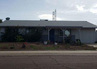 Pre Foreclosure in Peoria 85345 W EL CAMINITO DR - Property ID: 1550243282