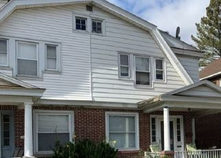 Pre Foreclosure in Reading 19609 PERKASIE AVE - Property ID: 1550601548